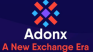 Introducing Adonx - A Multi-Functional Cryptocurrency Exchange