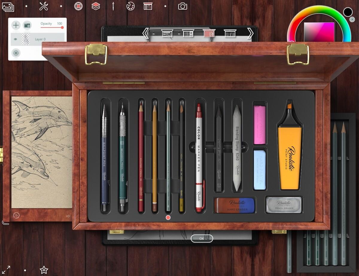 Select a tool set