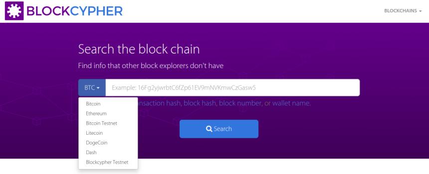 https://www.blockcypher.com/