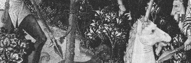 Unicorn Tapestry Dutch 1500's