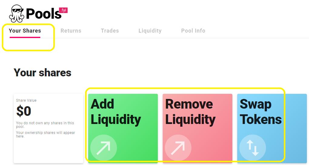 liquidities