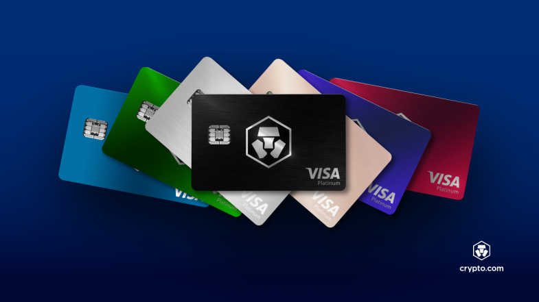 Crypto.com Visa Cards