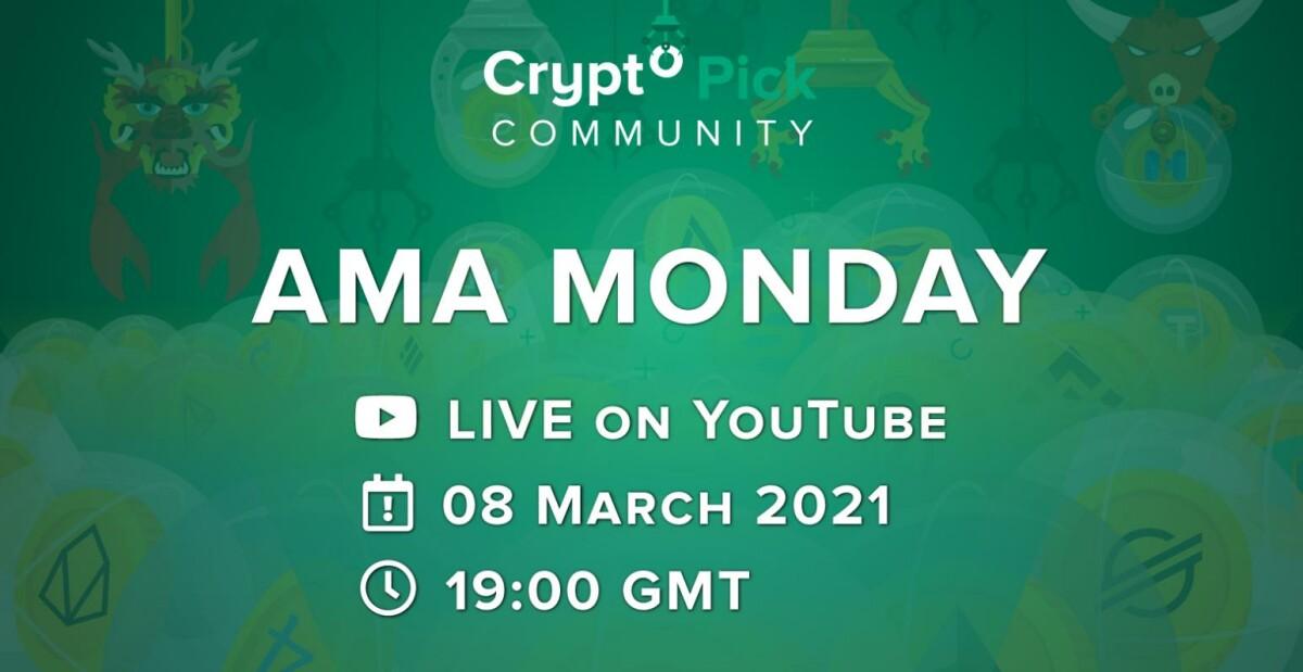 AMA Monday 03/21
