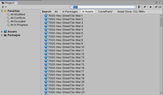 Unity asset type in filename