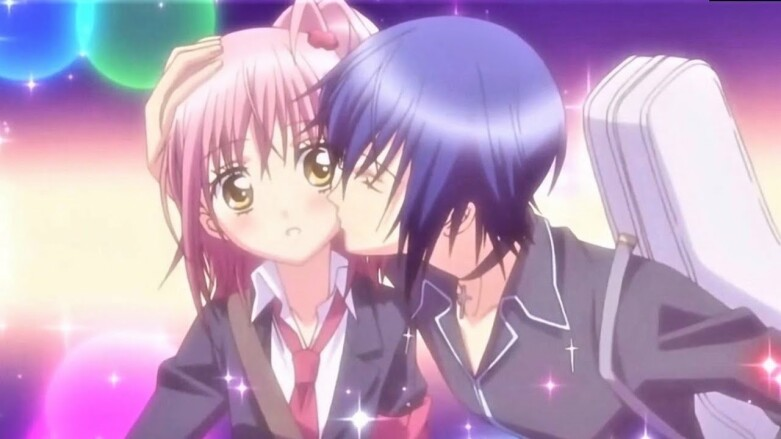Shugo Chara anime picture
