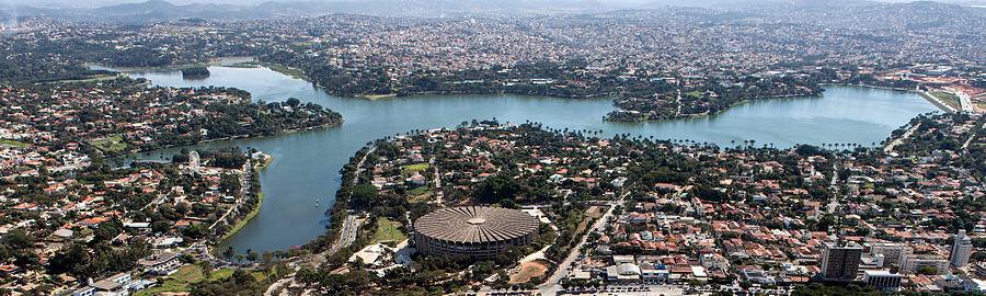 Belo Horizonte city