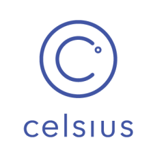 Celsius Network Blue Logo