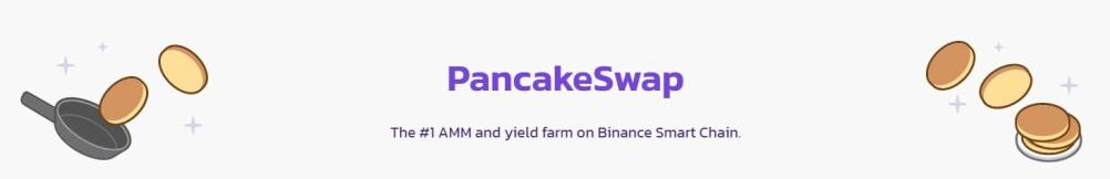 PancakeSwap Header