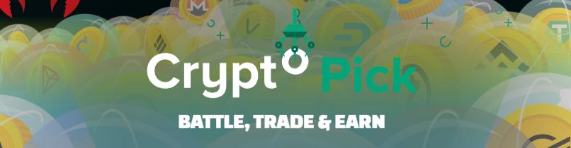 CryptoPick - BATTLE, TRADE & EARN