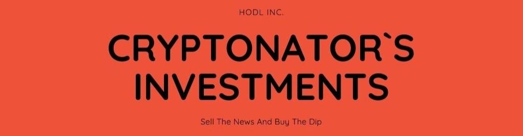Cryptonator`s Investments