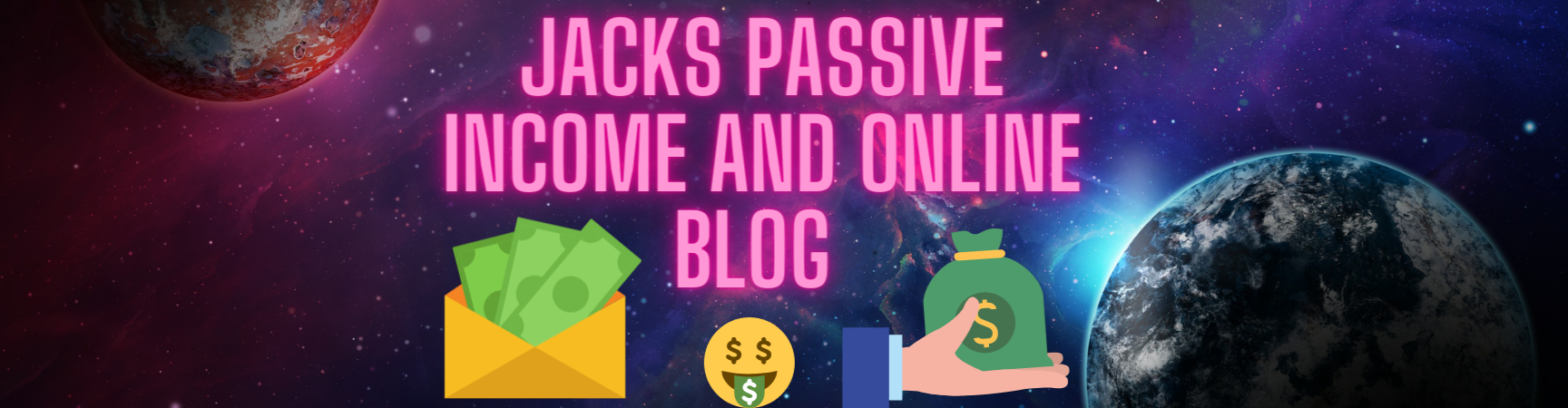 Jack's Passive Income and Online Blog