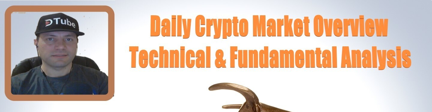 Daily Cryptocurrency Technical Analysis