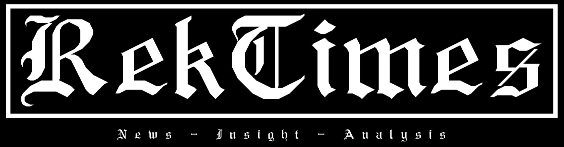 RekTimes - News, Insight, & Analysis