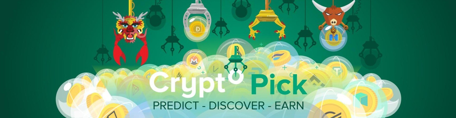 CryptoPick - Predict, Discover and Earn