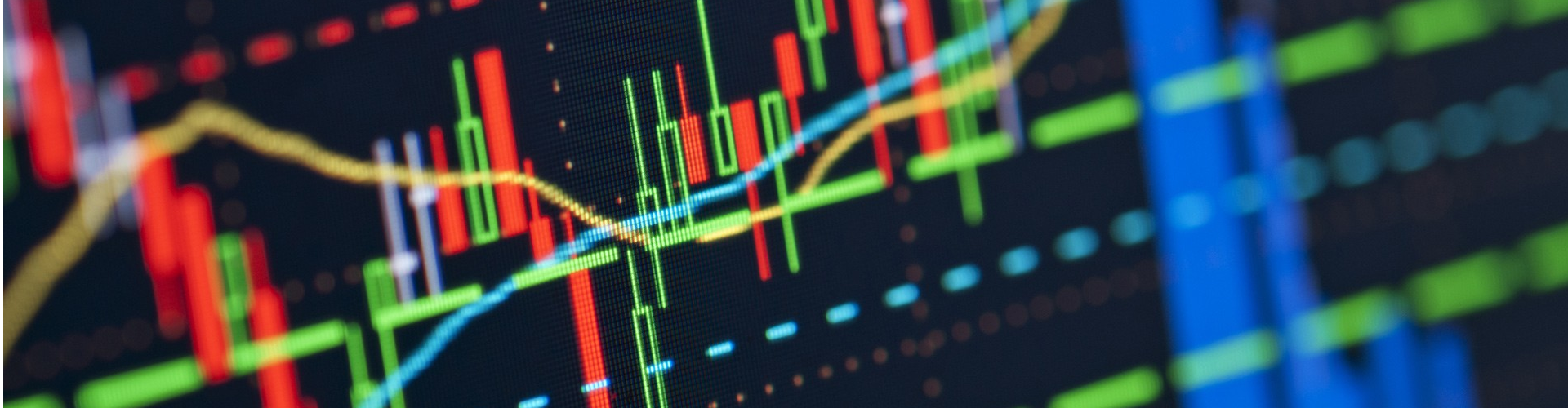 Analysis of the financial markets