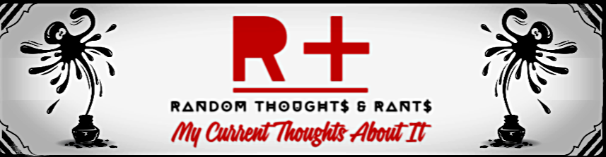 ~> R+ <~ Random Thoughts & Rants