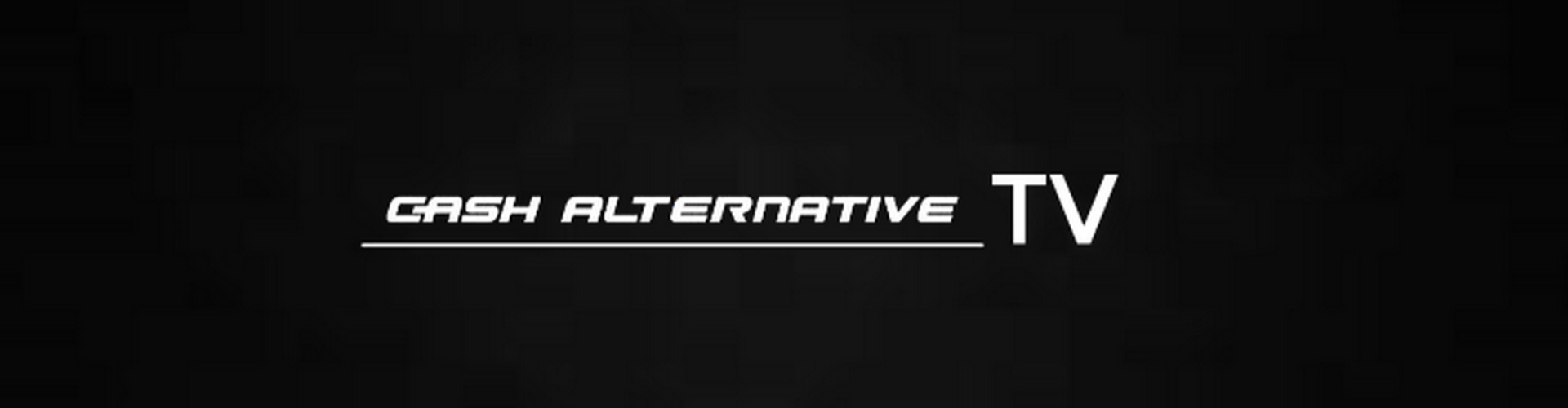 Cash Alternative TV