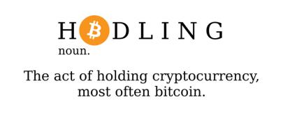 trevor balthrop hodling hodl hodled hodler bitcoin btc enthusiast advocate expert