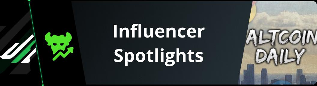 Influencer Spotlights