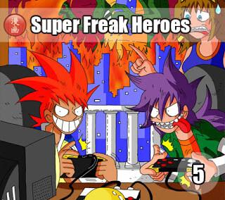 IOTA: Super Freak Heros?