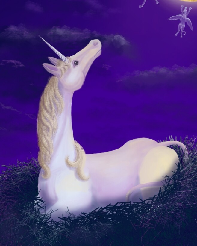 Big Unicorn