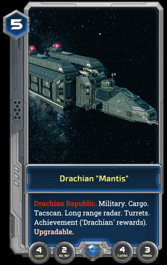 Drachian Mantis