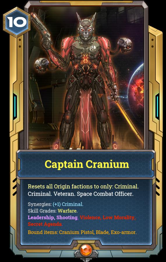 Captain Cranium