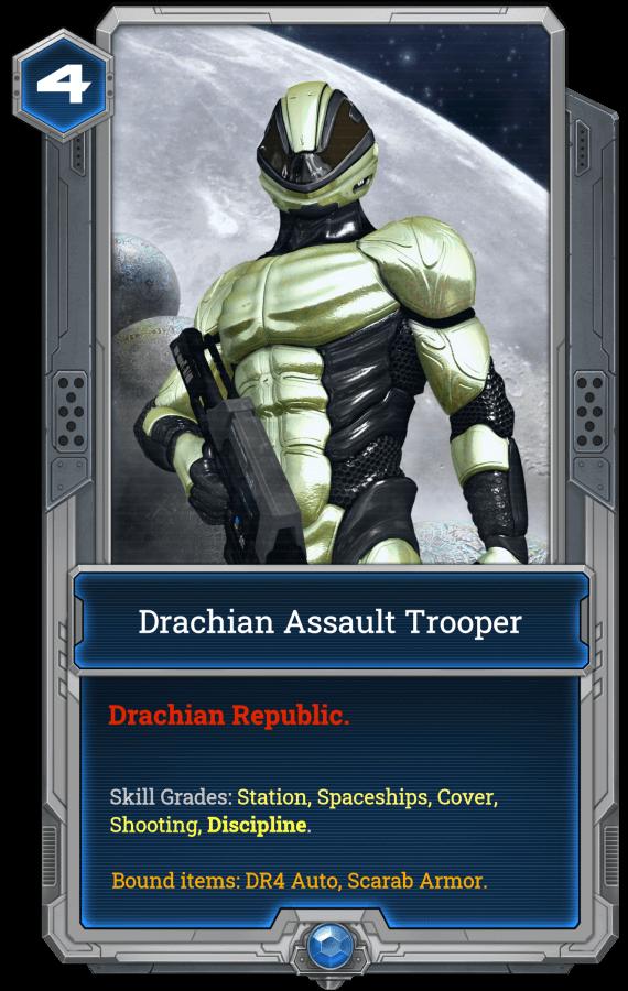 Drachian Trooper