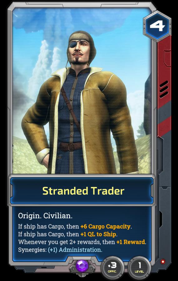 Stranded Trader
