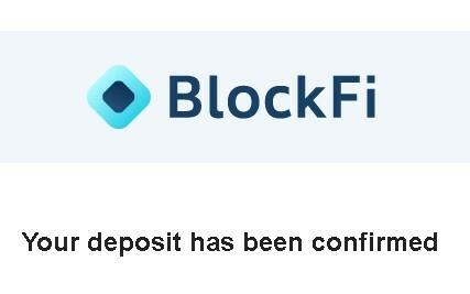 BlockFi Confirmation
