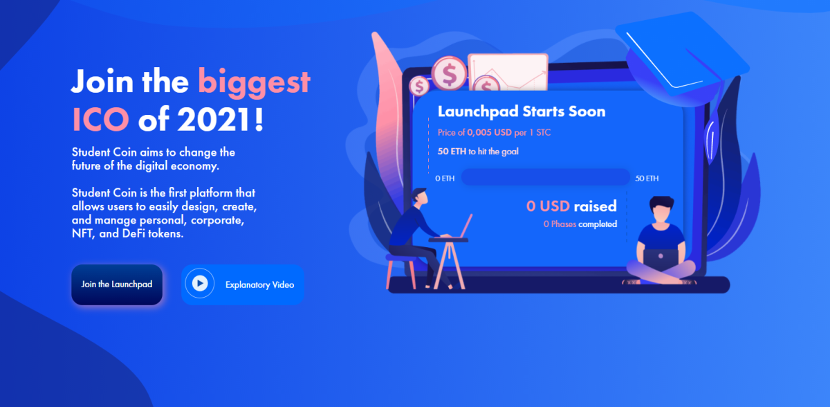 StudentCoin has a lot of buzz, what's it all about?