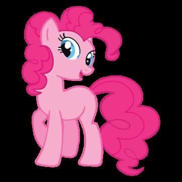 Pink My Little Pony Pinkie Pie