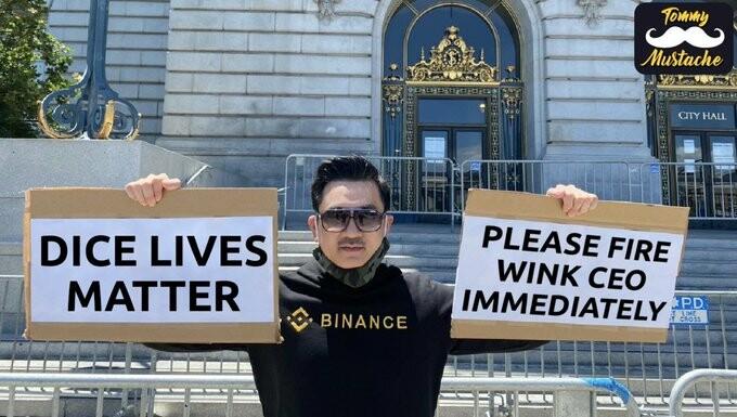 Please fire WINK CEO Immediately