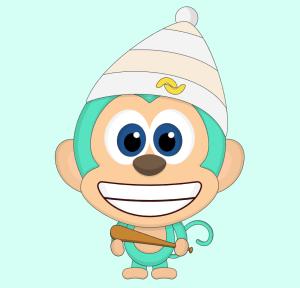 banano monkey of the future