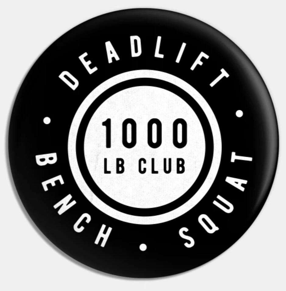 1000lb club