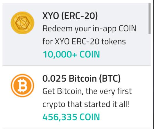 Coin App 1