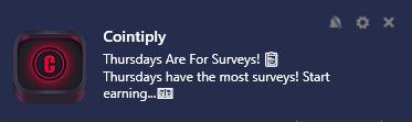 Thursdays R 4 Surveys