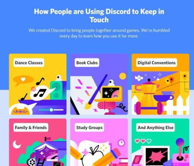 Why Discord?