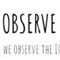 Observe ICO