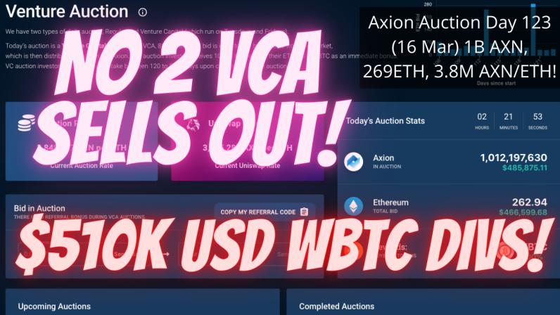 Axion crypto auction 123