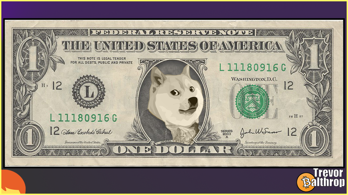 trevor balthrop bitcoin ethereum dogecoin influencer trader investor trading money manager earn author trevorbalthrop early investor adopter