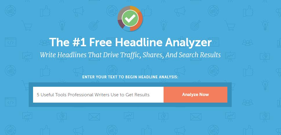 Headline Analyzer by CoSchedule
