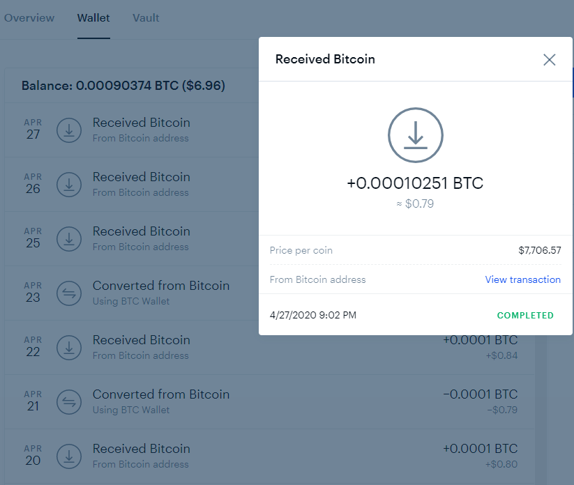 Payment Proof Latest
