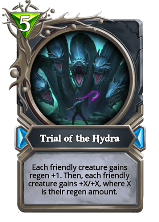 trial of the hydra card