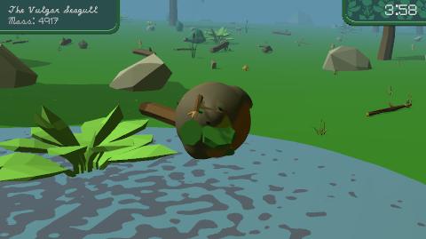 Screenshot from Nesting game
