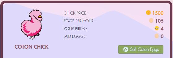 Coton Chick