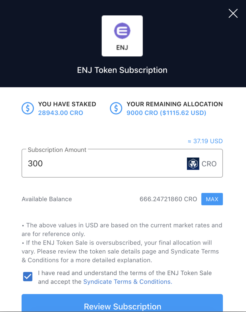 subscription Syndicate