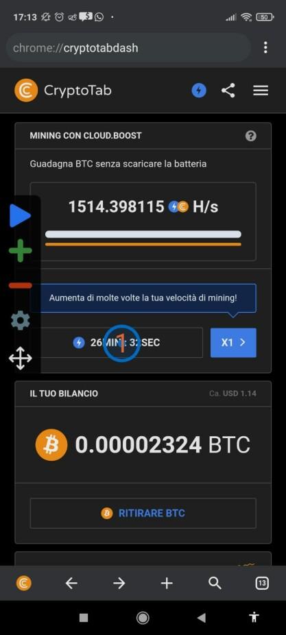 cryptotab x15 btc hamburger