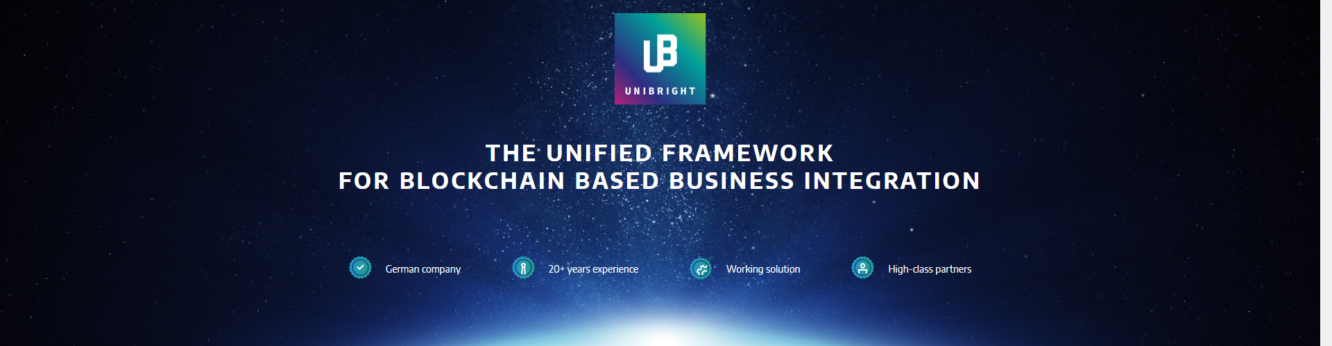 Unibright - Blockchain Integrations for Enterprise