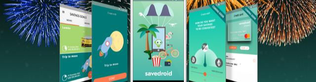 savedroid cryptocurrency savings app